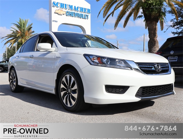 Pre-Owned 2015 Honda Accord Hybrid