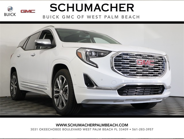 Gmc Terrain Denali >> New 2019 Gmc Terrain Denali For Sale In Palm Beach Gardens Fl