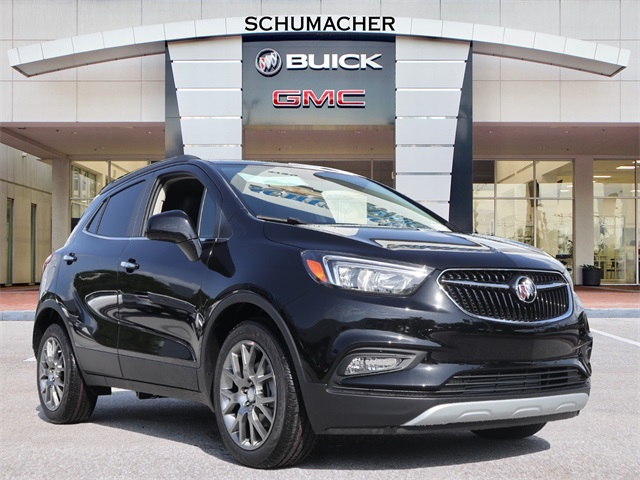 New 2020 Buick Encore Sport Touring