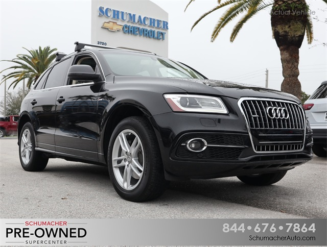 Pre-Owned 2014 Audi Q5 3.0T Premium Plus
