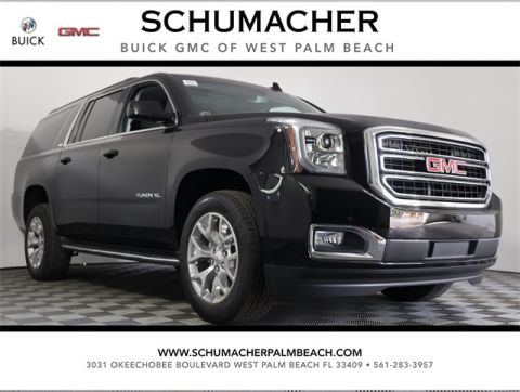 New 2019 GMC Yukon XL SLT