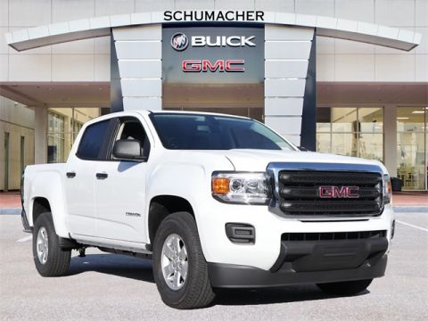 New 2020 GMC Canyon Base