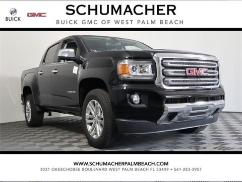 New 2019 GMC Canyon SLT
