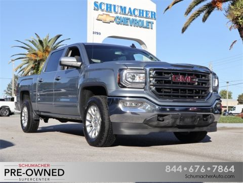 Certified Pre-Owned 2016 GMC Sierra 1500 SLE