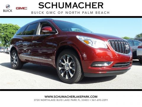 New 2017 Buick Enclave Premium Group
